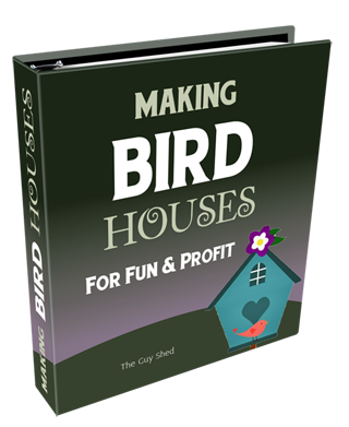 Making birdhouses for fun and profit ebook cover